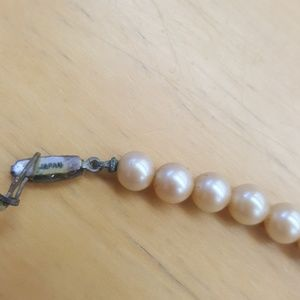 Vintage Jewelry - VINTAGE 1950S FAUX PEARLS NECKLACE